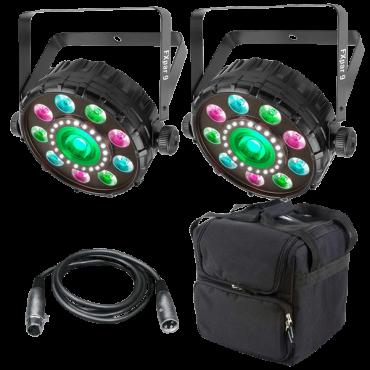 Chauvet DJ FXpar 9 Light Package