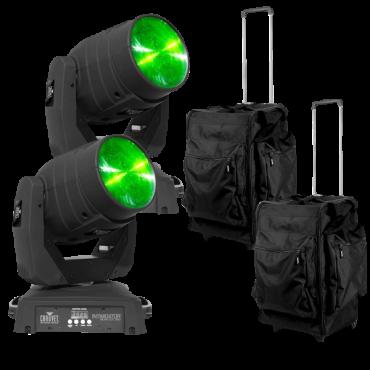 Chauvet DJ Intimidator Beam LED 350 Duo Package