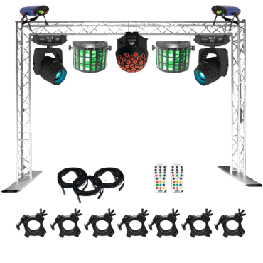 Chauvet DJ Show Maker 350 Professional Lighting & Truss Package
