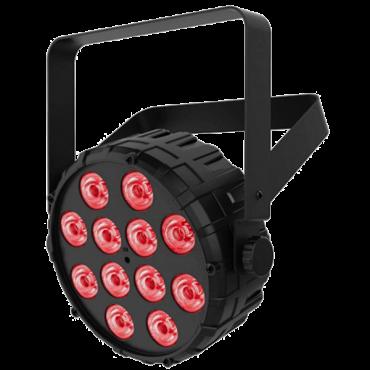 Chauvet SlimPAR T12 BT RGB LED Par with Bluetooth DMX