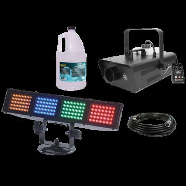 Chauvet DJ Hurricane 1302 with Color Burst LED