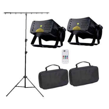 Micro Gobo II Duo Pack