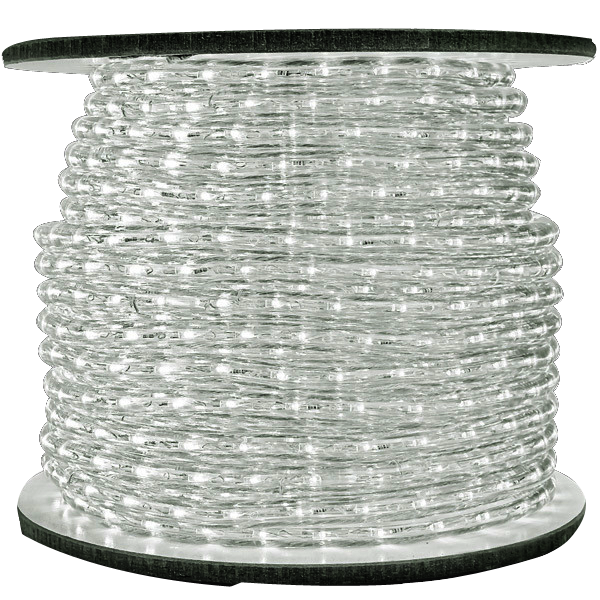 12 inch led cool white rope light aloadofball Image collections