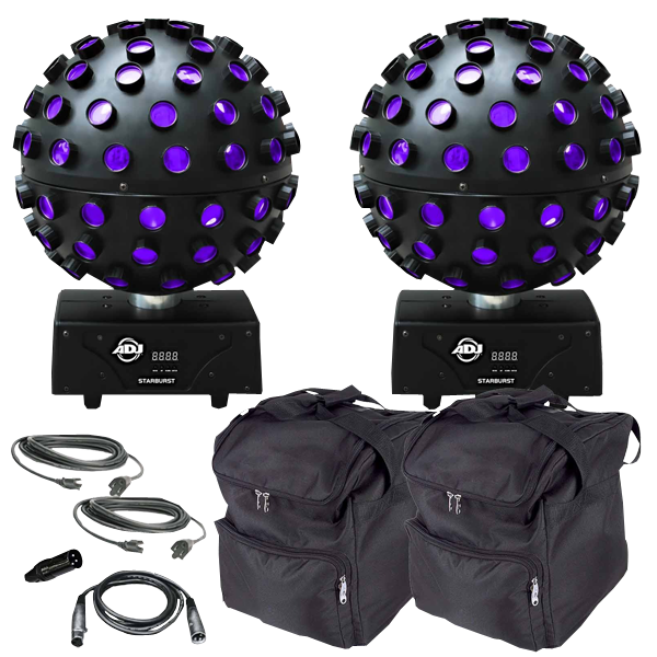 speaker with lighting ball disco light dj remote bluetooth product elecstars lights control