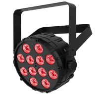 Chauvet SlimPAR T12 BT RGB LED Par with Bluetooth DMX