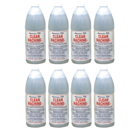 AMERICAN DJ CLEAN MACHINE FLUID - CASE OF EIGHT
