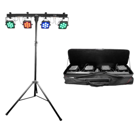 "Chauvet 4BAR Tri USB ""Warehouse Resealed"""