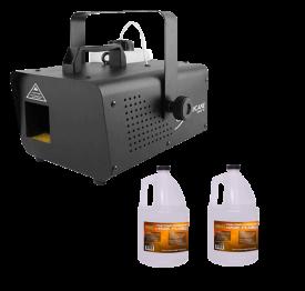 """Chauvet HHAZE1D Hurricane Haze 1D + 2x Haze Fluid Gallon """"Warehouse Resealed"""""""