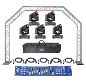 Chauvet DJ Intimidator Spot 150 Arch Pack
