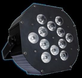 ColorKey WaferPar QUAD-W 12 RGBW LED Wash Light