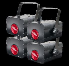 Eliminator Electro 4 Pak II LED Lighting System