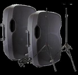 Gemini AS15BLU 15-Inch Bluetooth Value Pack