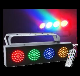 DJ LED Bank RGBA - Adkins Professional Lighting