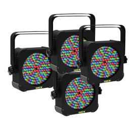 LED ePar 56 Four Pack
