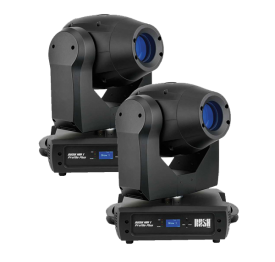 Martin MH1 Profile Plus LED Moving Head Light 2-Pack