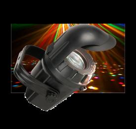 Micro Moonflower Burst LED DJ Lighting Effect - Twice as bright as the ADJ Micro Burst.