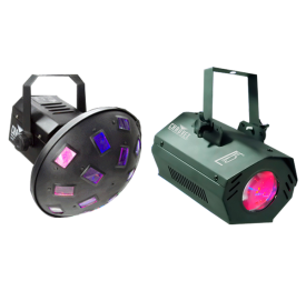 Chauvet Pro Lights 4 LED