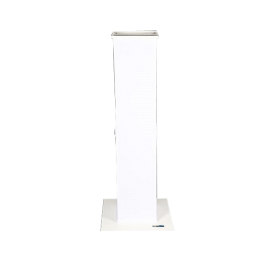 Novopro PS1+ Podium Stand White