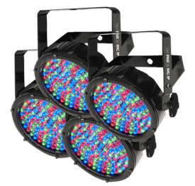 Chauvet SlimPar 56 IRC IP Four Pack