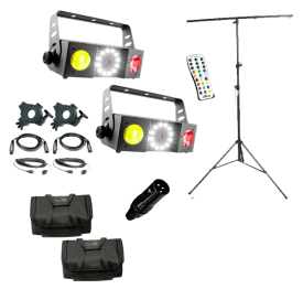 Swarm 4FX Duo Stage Pack