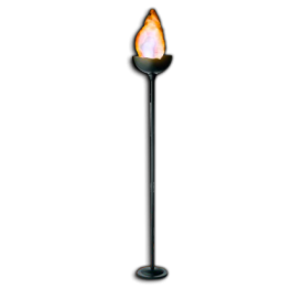 v103 Standing Fire Cauldron