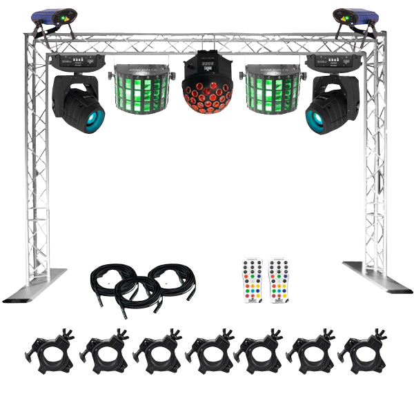 chauvet dj show maker 350 professional lighting dj packages dj lights 123blacklights. Black Bedroom Furniture Sets. Home Design Ideas